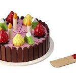 Toyslink Chocolate Birthday Cake