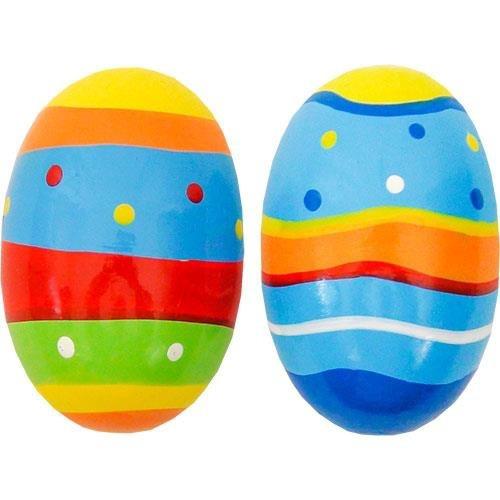 Wooden Egg Maracas