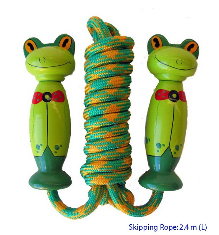 Frog Skipping Rope