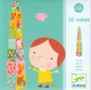 Woodlands Stacking Cubes