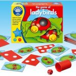 The Game of Ladybirds (Orchard Toys)