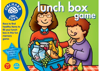 Lunch Box Game (Orchard Toys)