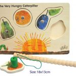 The Very Hungry Caterpillar Magnetic Game