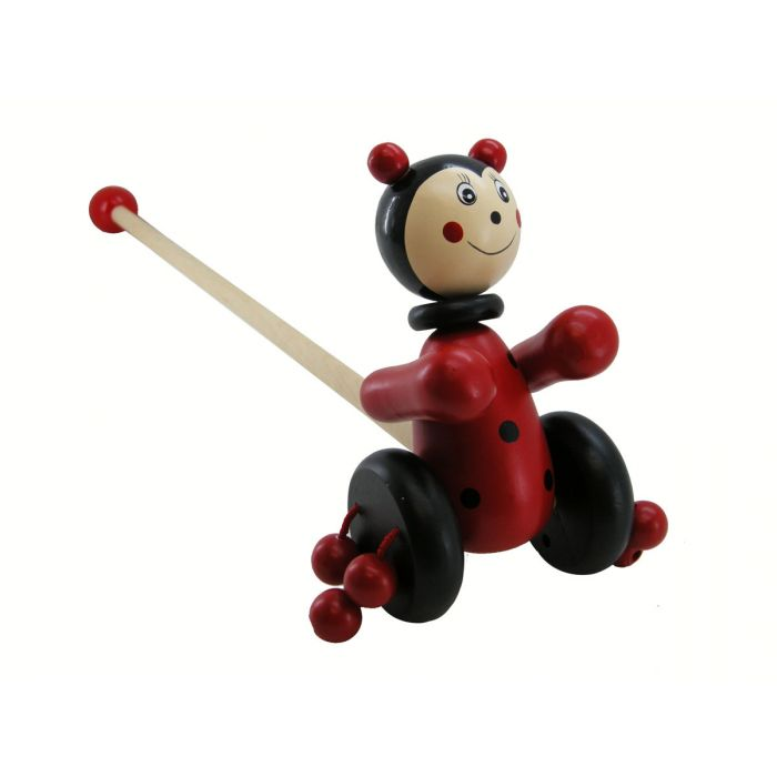 Ladybird Push Along