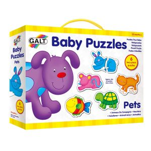 Galt Baby Puzzles Pets