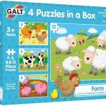 galt four puzzles in a box farm