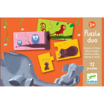 Duo Puzzle Mum and Baby