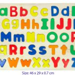 Uppercase & Lowercase Alphabet Puzzle