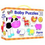 galt baby puzzles farm