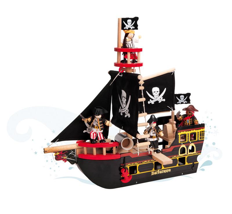 Barbarossa Ship