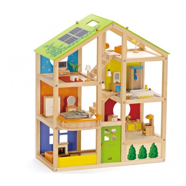 Hape All Season Doll House