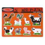 Animal Sound Puzzle