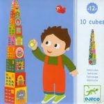 Djeco Vehicle Stacking Blocks