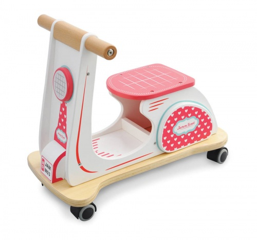 Hearts Scooter