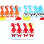 Forest Friends Pegs with Magnet Pack