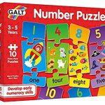 Galt Number Puzzle
