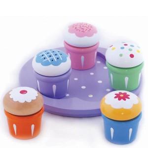 Cupcake Plate Set