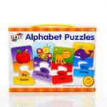 Galt 2 Piece Alphabet Puzzles
