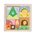 Le Toy Van Petilou Wooden Blocks in Tray
