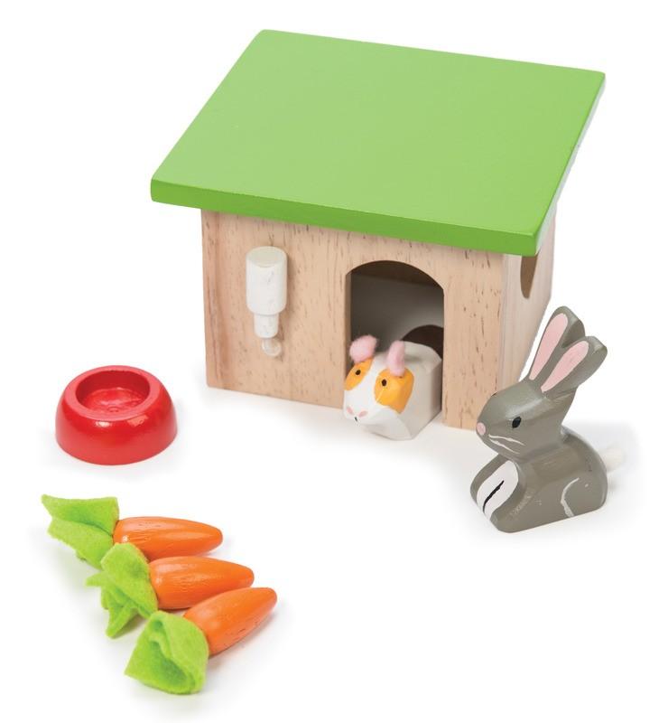 Daisy Lane Bunny & Guinea Pig Set