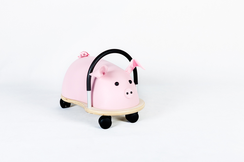 Pig Wheely Bug