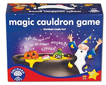 Magic Cauldron (Orchard Toys)