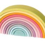 Grimm's Large Pastel Rainbow