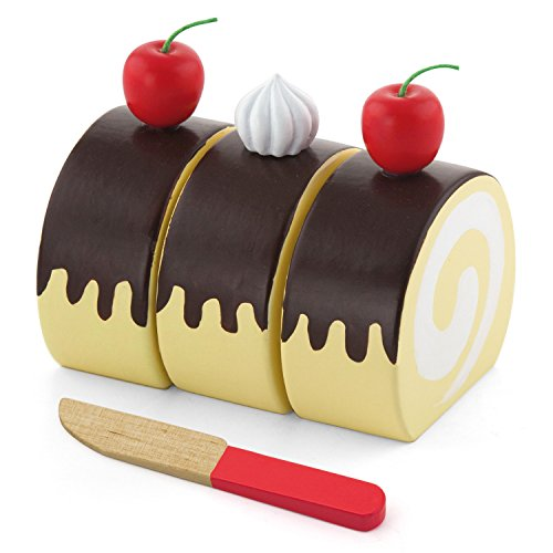 Wooden Swiss Roll