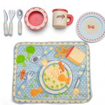Le Toy Van Honeybake Dinner Plate Set