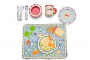 Le Toy Van Honeybake Dinner Plate Set