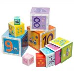 giggle and hoot stacking and nesting cubes