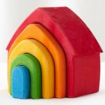grimms rainbow house