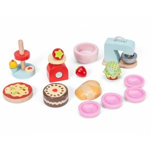 Le Toy Van Tea Time Kitchen Accessory Pack