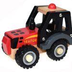kaper kidz red tractor