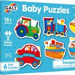 Galt Two Piece Baby Puzzles