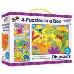 galt four puzzles dinosaurs