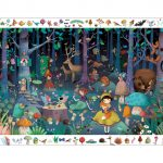 Enchanted Woodland Puzzle Djeco