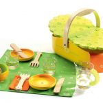 Djeco My Picnic Set in Retro Design