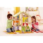 Hape All Season Decked Out Doll House