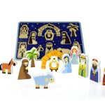 Christmas Nativity Scene Puzzle