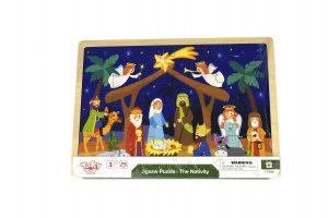 Christmas Nativity Scene Jigsaw
