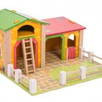 le toy van barnyard set
