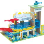 Le Toy Van Grande 3 Story High Garage