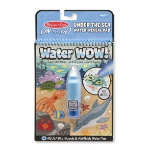 On the Go! Water Wow! Under the Sea