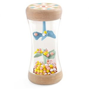 first 12 months djeco baby plui shaker/rattle
