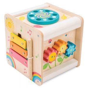 Petilou Activity Cube