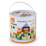 wooden farm blocks by viga toys