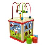 5 in 1 Activity Garden Play Cube