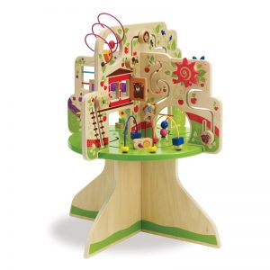 Manhattan Toy Co. Tree Top Adventure|Wooden Activity Centre