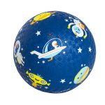 Durable Rubber Play Ball - Space